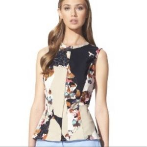 PHILLIP LIM FOR TARGET PEPLUM TOP XSMALL/SMALL